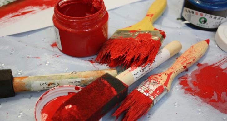 Geef De Keurschilder een kwast